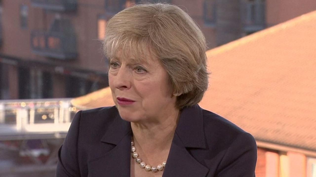 Theresa May wil Brexit vóór eind maart in gang zetten