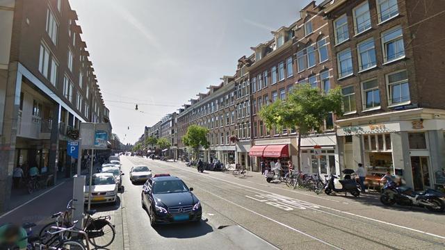 Parkeerplekken aan Kinkerstraat moeten wijken voor extra fietsplekken