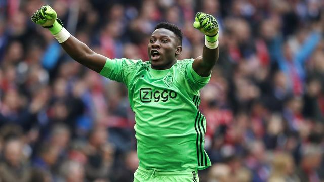 Overmars stelt dat contractverlenging Onana bij Ajax '99 procent' zeker is