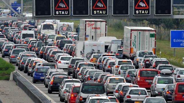 Waarom de vertraging in Duitsland door wegwerkzaamheden voortduurt