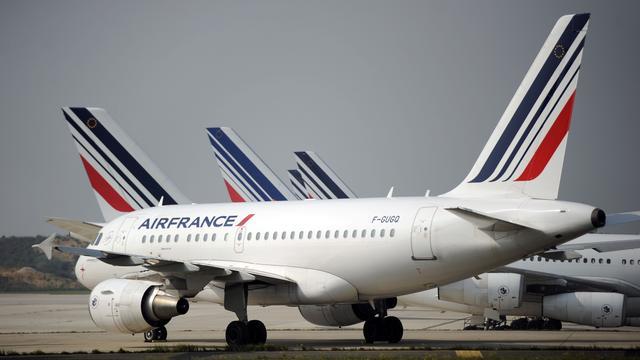 'Air France gaat opnieuw onderhandelen met vakbonden'