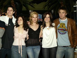 Vier voormalige acteurs van de serie maken kerstfilm