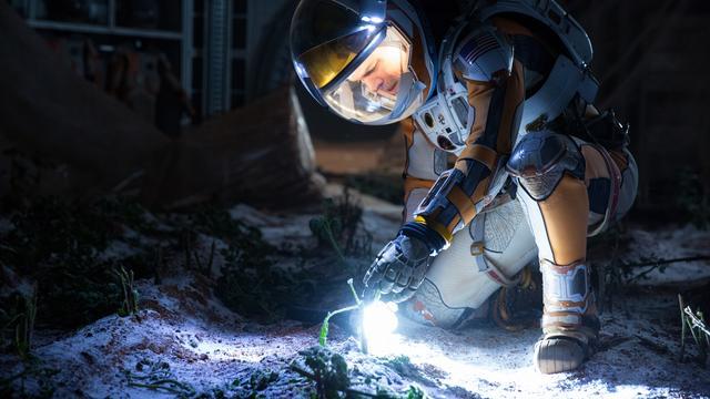 Dit vonden anderen van The Martian