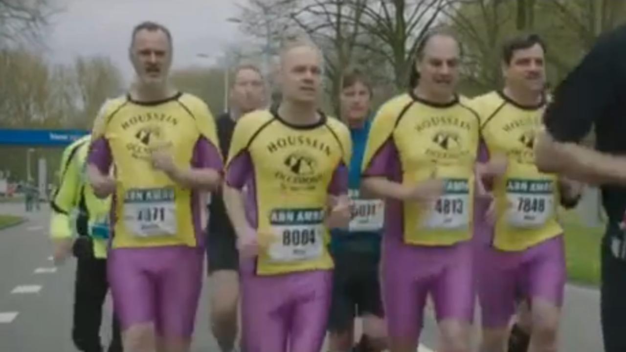 Trailer De Marathon