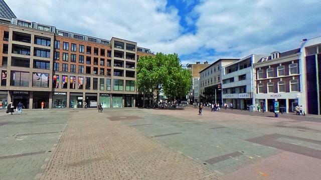 Twee 19-jarige jongens aangehouden na vechtpartij Vredenburg Utrecht