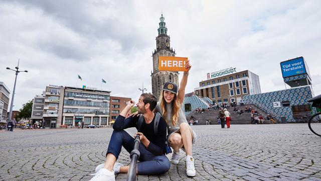 Marketing Groningen richt pijlen op internationale citytripper