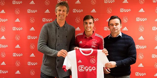 Aanwinst Tagliafico tekent contract tot zomer van 2022 bij Ajax