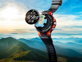 Kleinste Casio-smartwatch tot nu toe