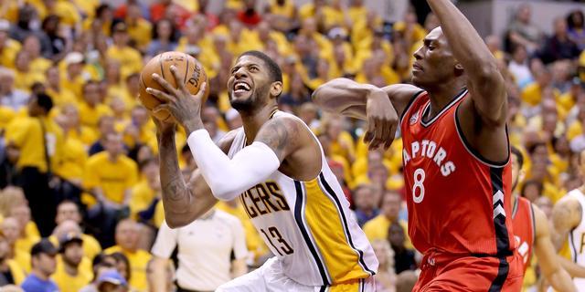 Pacers en Miami Heat dwingen zevende duel af in play-offs NBA