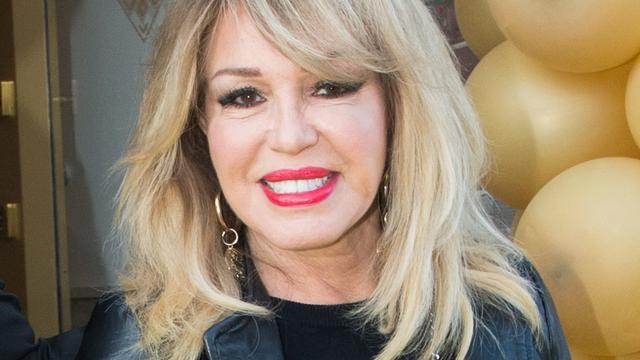 Van trap gevallen Patricia Paay mag ziekenhuis verlaten