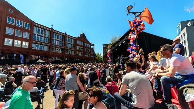 Volledige line-up Alphens Bevrijdingsfestival bekend