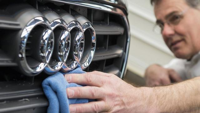 Zwitsers weren dieselauto's Audi, Mercedes en Porsche