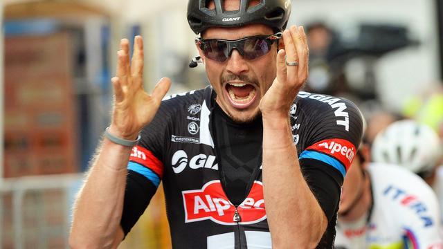 Degenkolb slaat dubbelslag in tweede rit Ronde van Beieren