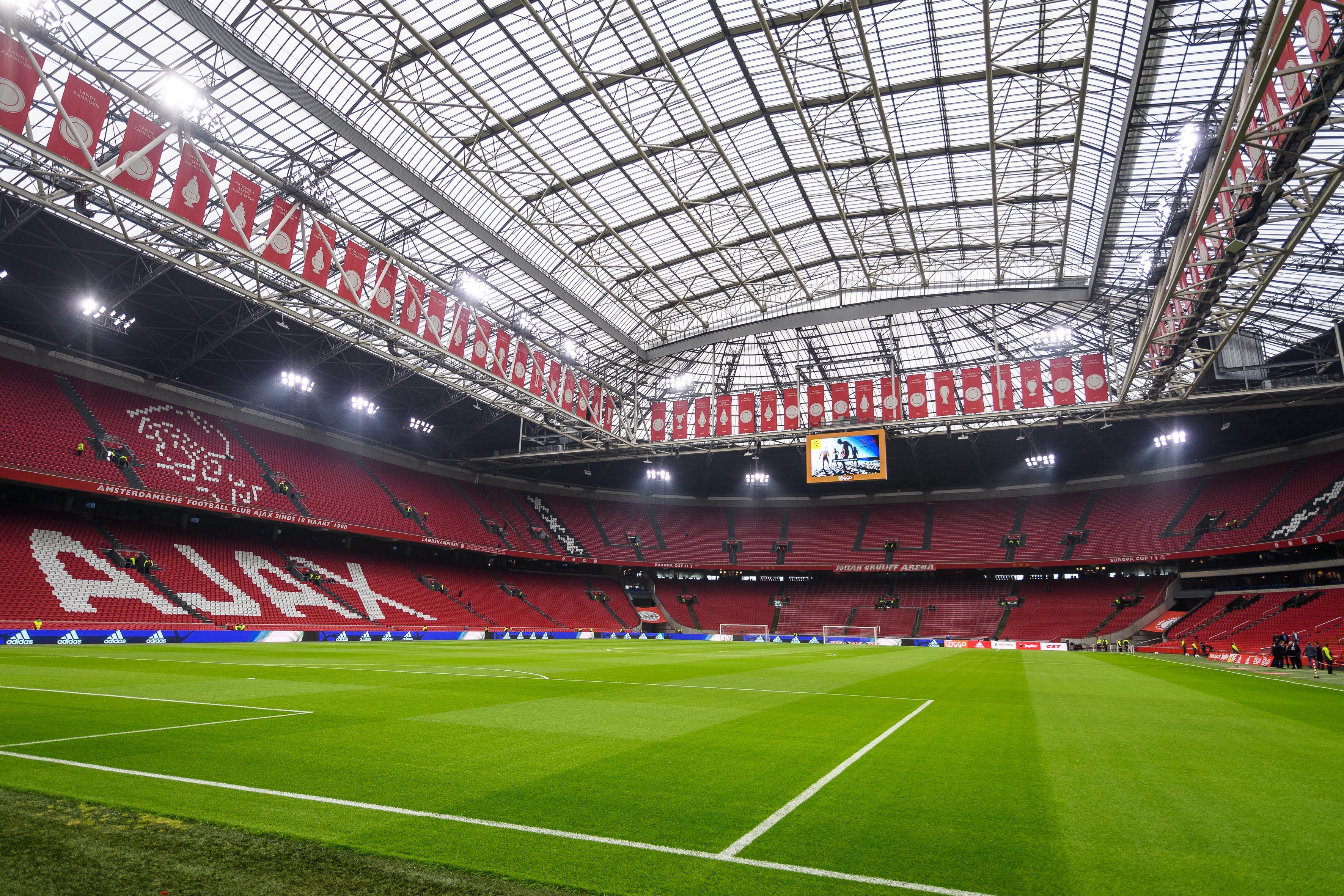 Ajax treft Sturm Graz of PAOK in tweede voorronde Champions League