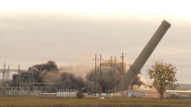 Energiecentrale tot ontploffing gebracht in North Dakota