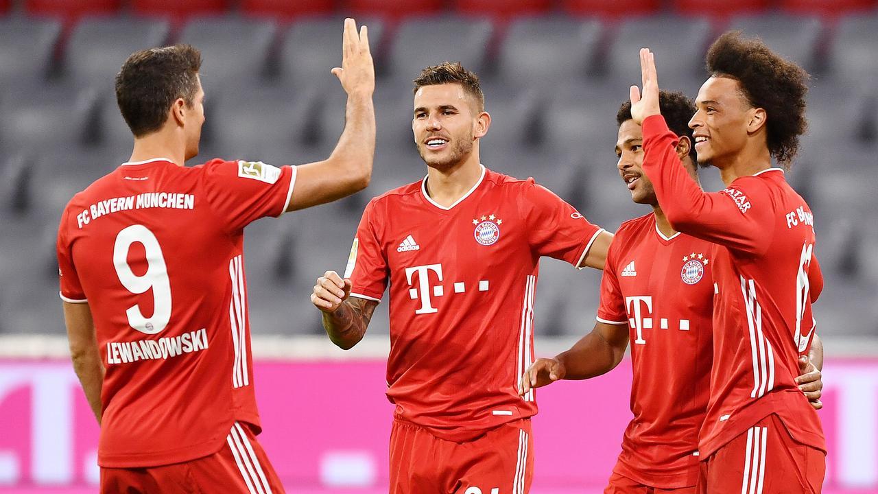 National champion Bayern starts Bundesliga season with monster victory over  Schalke - Teller Report