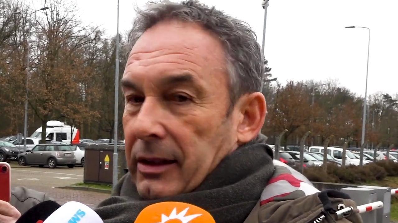 Frans van Laarhoven: 'Gaat slechter met Johan dan we dachten'