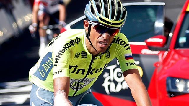 Contador spreekt van 'bijzonder moeilijke dag' in Tour