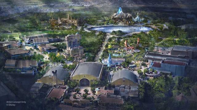 Disneyland Parijs investeert voor 2 miljard in nieuwe themagebieden