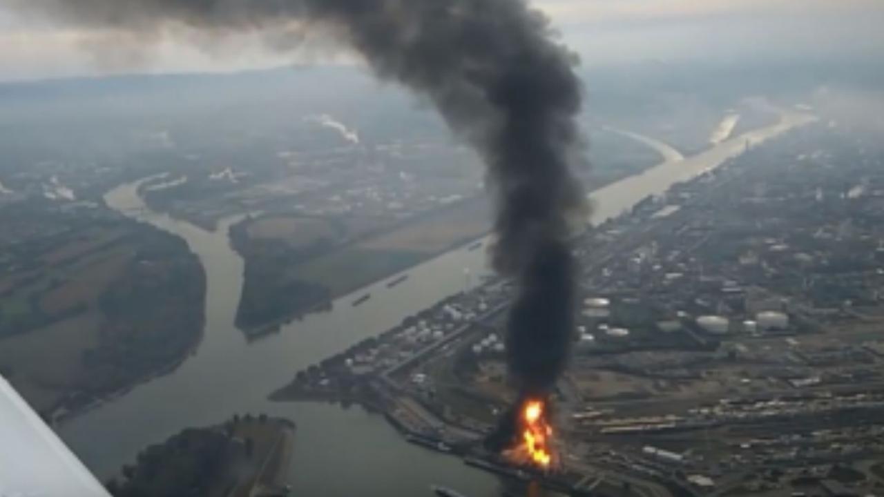 Gewonden bij explosie chemiefabriek in Duitse Ludwigshaven