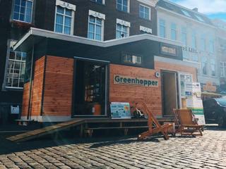 Pop-upstore moet Breda helpen om in 2044 CO2-neutraal te zijn