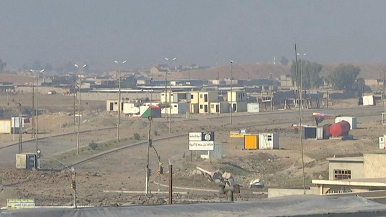 Schoten klinken donderdag in oostelijke helft Mosul