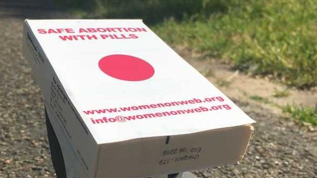 Nederlandse abortuspil-robots in beslag genomen in Belfast