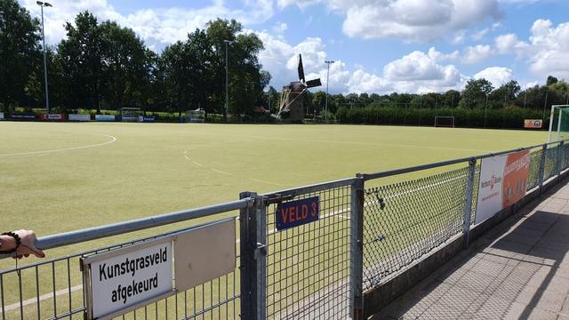Leidse Hockey Club Roomburg krijgt twee extra watervelden