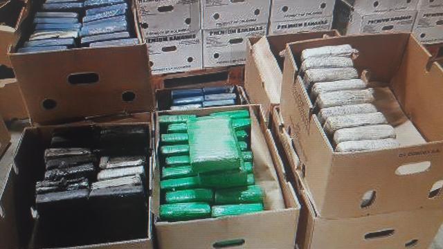 Tien jaar cel geëist voor smokkelen 4.000 kilo cocaïne naar Oosterhout