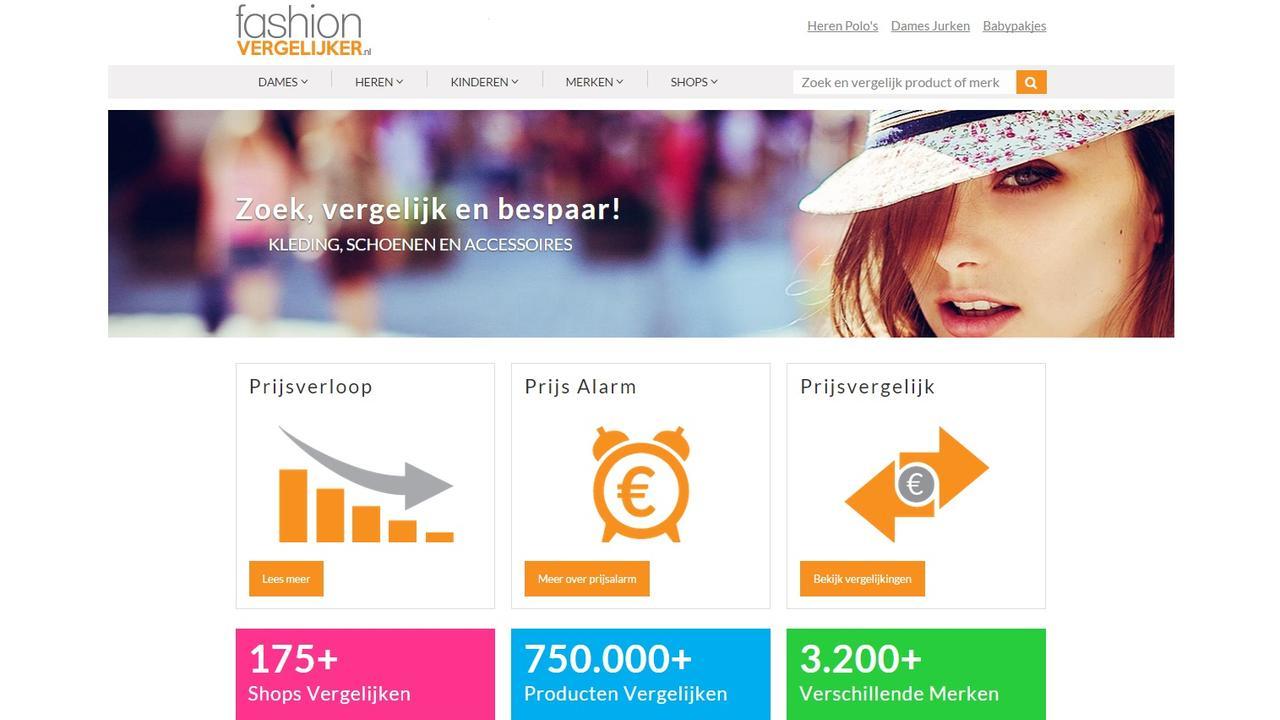 Nederlandse Kleding Webshops.Nederlandse Startup Vergelijkt Kledingprijzen Met Slim Algoritme