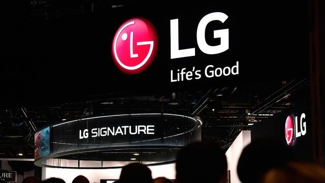 'LG schrapt huidige ontwerp van G7'
