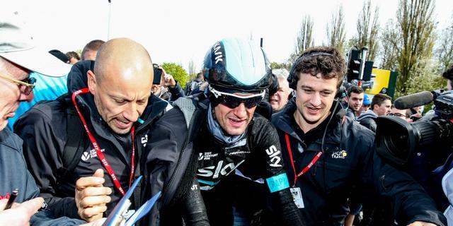 Poels in top tien World Tour na triomf in Luik-Bastenaken-Luik