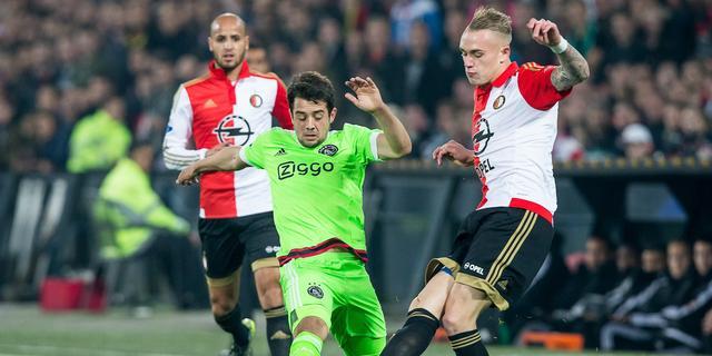 Feyenoord kan na tien seizoenen weer twee Klassiekers op rij winnen