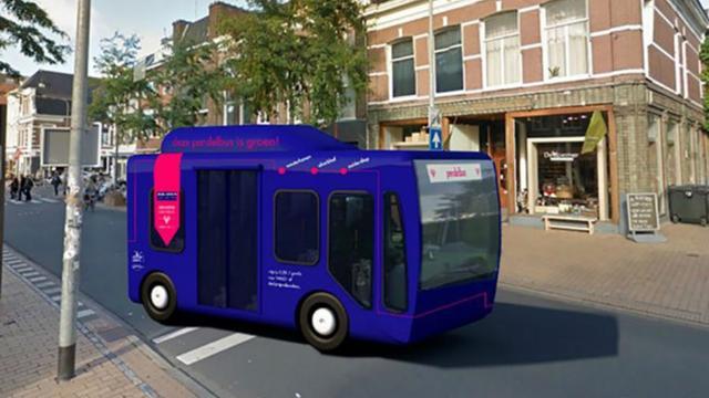 Pendelbus door binnenstad ter vervanging van OV-bussen