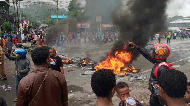 Bijna 260 gevangenen ontsnapt tijdens ongeregeldheden in West-Papoea