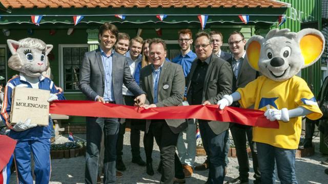 Studenten NHTV maken poffertjesrestaurant in Duits attractiepark realiteit