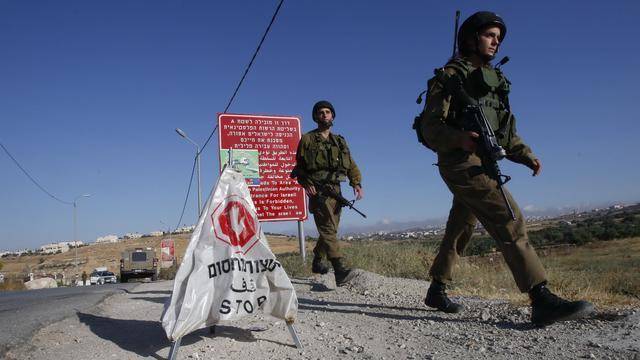 Israëlisch leger doodt verdachte militante Palestijn
