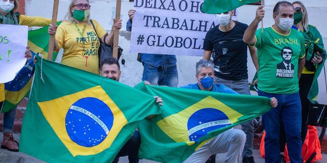 Weer nieuwe recordstijging: Brazilië meldt 200.000 besmettingen in 10 dagen