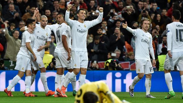 Real Madrid bereikt laatste acht na tweede zege op AS Roma