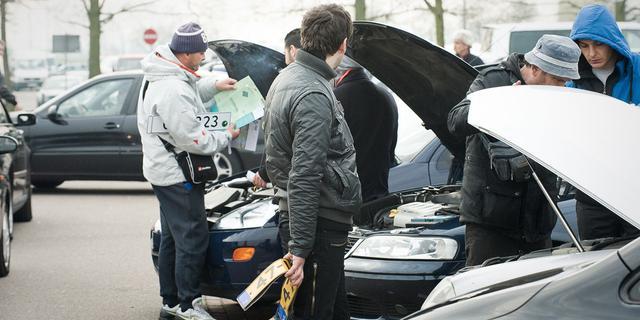 Automarkt Beverwijk houdt in december na 91 jaar op te bestaan