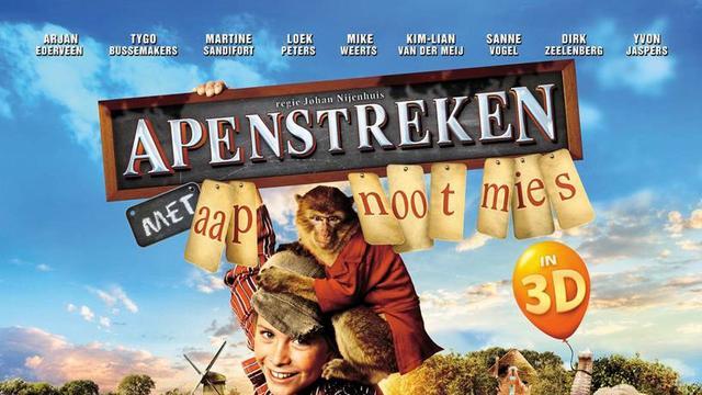Acht Nederlandse films in de bioscoop top-20