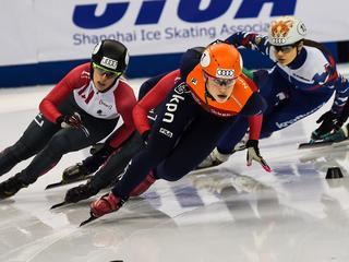 Van Kerkhof verovert brons op 1000 meter