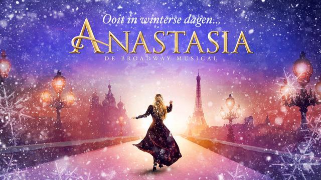 Bezoek de musical Anastasia en ontvang 15 euro voordeel