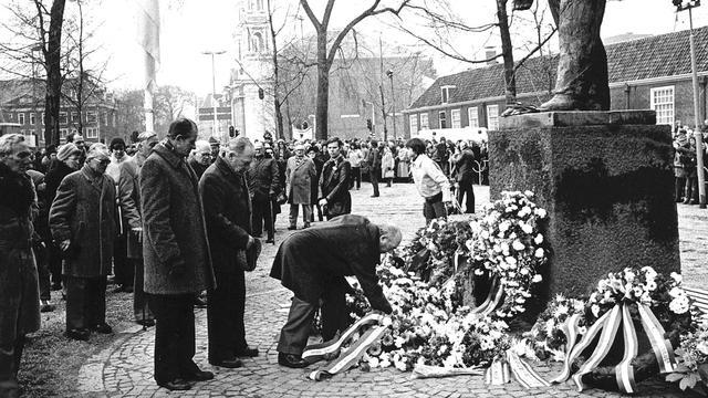 Amsterdam staat stil bij Februaristaking