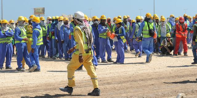 Handelsmissie naar Qatar uitgesteld wegens wantoestanden bij bouw stadions