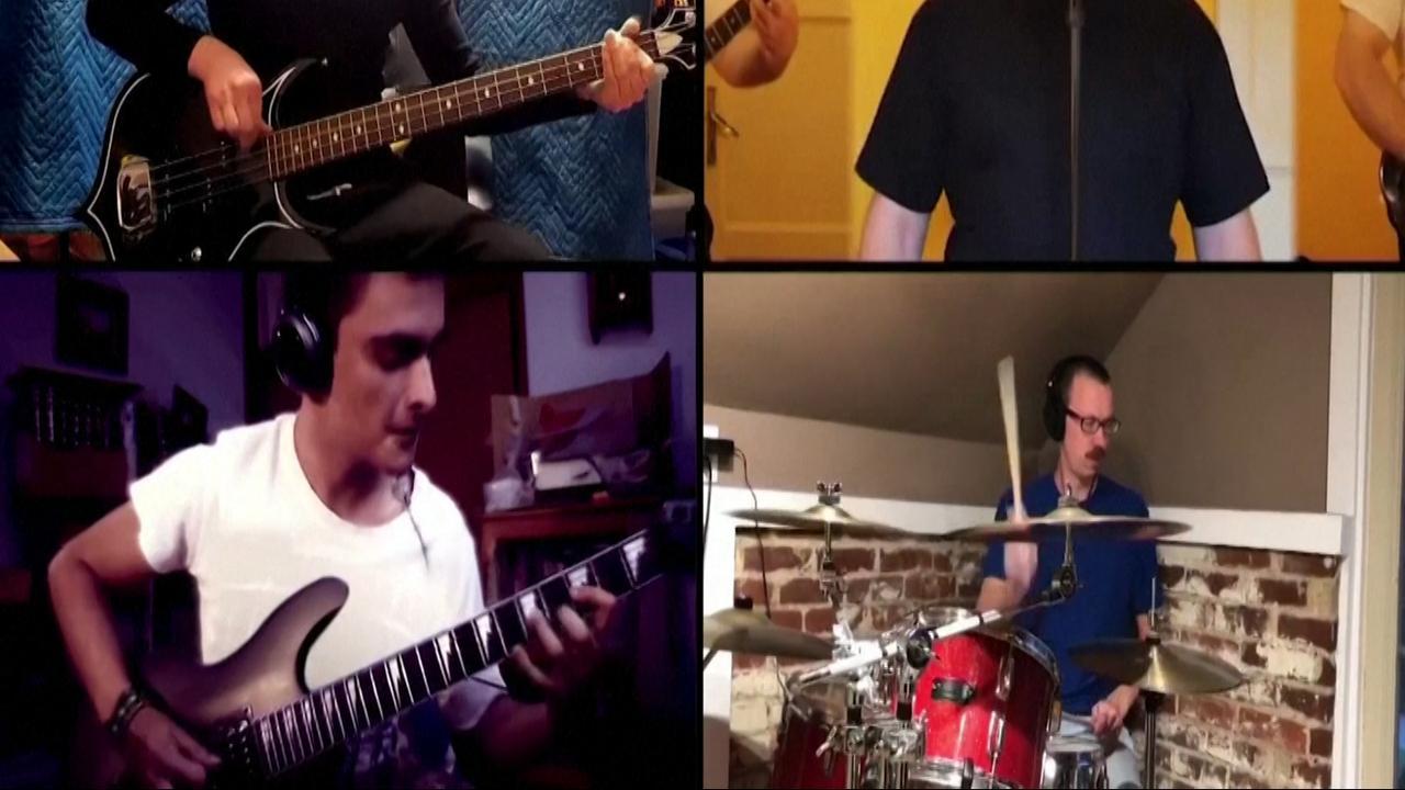 Queen maakt nieuwe clip Bohemian Rhapsody met zingende fans