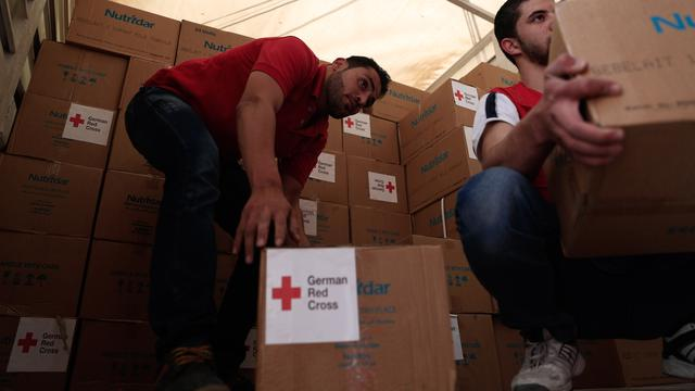 Delen Syrië al maand verstoken van hulp