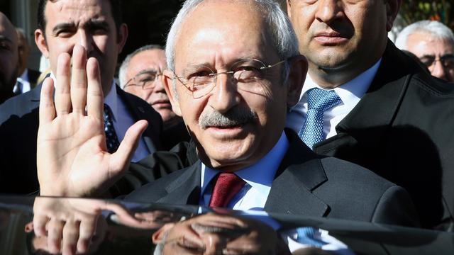 Turkse oppositie stapt naar Europees hof om uitslag referendum