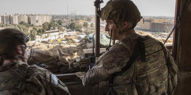 VS stuurt 3.000 extra militairen naar Midden-Oosten vanwege onrust Iran