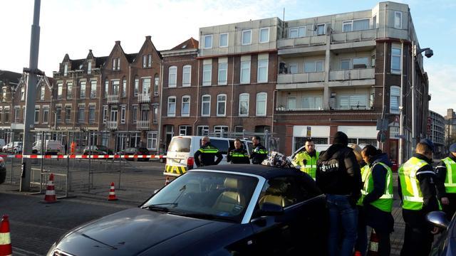 Politie schrijft 104.000 euro aan boetes tijdens actie ondermijning Rotterdam